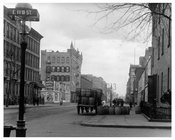 Lexington Avenue & 119th Street 1911 - Upper East Side, Manhattan - NYC