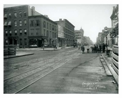 Lexington Avenue & 119th Street 1912 - Harlem Manhattan NYC