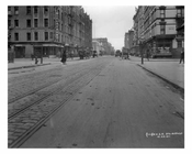 Lexington Avenue & 123rd Street 1911 - Upper East Side, Manhattan - NYC