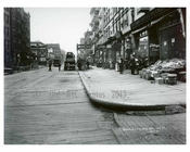 Lexington Avenue & 123rd Street - Harlem -  Manhattan NYC 1914