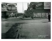 Lexington Avenue & 125th Street 1912 - Harlem Manhattan NYC