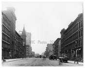 Lexington Avenue 1911 - Upper East Side, Manhattan - NYC