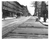 Lexington Avenue 1912 - Upper East Side Manhattan NYC