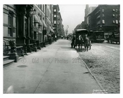 Lexington Avenue & 33rd Street 1911 - Upper East Side, Manhattan - NYC