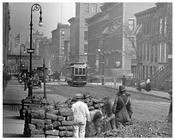 Lexington Avenue & 38th Street 1911 - Upper East Side, Manhattan - NYC