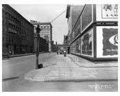 Lexington Avenue & 50th Street - Midtown -  Manhattan NYC 1914