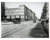 Lexington Avenue & 79th Street 1912 - Upper East Side Manhattan NYC