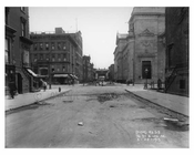 Lexington Avenue  & 79th Street - Upper East Side -  Manhattan NYC 1914