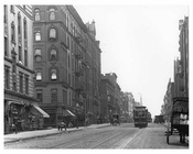 Lexington Avenue & 80th Street 1911 - Upper East Side, Manhattan - NYC