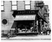 Lexington Avenue & 86th Street 1911 - Upper East Side, Manhattan - NYC