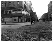 Lexington Avenue  & 86th Street - Upper East Side -  Manhattan NYC 1915