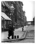 Lexington Avenue  & 90th Street - Upper East Side -  Manhattan NYC 1914