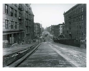 Lexington Avenue between 102nd & 103rd Streets - Upper East Side -  Manhattan NYC 1913