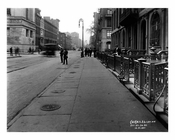 Lexington Avenue between 29th & 30th Street 1911 - Upper East Side, Manhattan - NYC