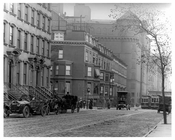 Lexington Avenue between 39th & 40th  Streets 1911 - Upper East Side, Manhattan - NYC