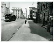 Lexington Avenue between 47th & 48th Streets - Upper East Side -  Manhattan NYC 1913