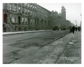 Lexington Avenue between 53rd & 54th Street 1912 - Upper East Side Manhattan NYC