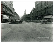 Lexington Avenue between 72nd & 73rd Streets - Upper East Side -  Manhattan NYC 1913