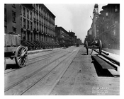 Lexington Avenue between 74th & 75th Streets 1912 - Upper East Side Manhattan NYC