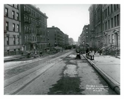 Lexington Avenue between 95th & 96th Streets - Upper East Side -  Manhattan NYC 1913