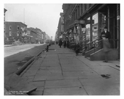 Lexington Avenue & East 107th Street 1912 - Upper East Side Manhattan NYC
