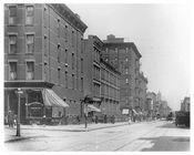 Lexington Avenue & East 117th Street 1912 - Upper East Side Manhattan NYC