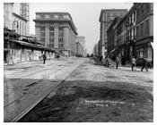Lexington Avenue & East 48th Street - Upper East Side -  Manhattan NYC 1915