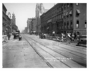 Lexington Avenue & East 53rd Street - Upper East Side -  Manhattan NYC 1915