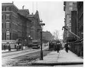 Lexington Avenue & East 64th  Street 1912 - Upper East Side Manhattan NYC