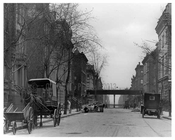Lexington Avenue & East 70th Street 1912 - Upper East Side Manhattan NYC