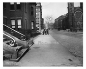 Lexington Avenue & East 72nd Street 1912 - Upper East Side Manhattan NYC