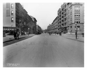 Lexington Avenue & East 74th Street 1912 - Upper East Side Manhattan NYC