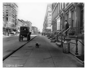 Lexington Avenue & East 82nd  Street 1912 - Upper East Side Manhattan NYC
