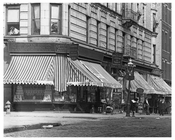 Lexington Avenue & East 83rd Street 1911 - Upper East Side, Manhattan - NYC