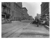 Lexington Avenue & East 87th Street 1911 - Upper East Side, Manhattan - NYC