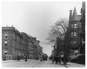 Lexington Avenue & East 88th Street 1911 - Upper East Side, Manhattan - NYC
