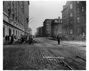 Lexington Avenue north of 46th Street - Upper East Side -  Manhattan NYC 1918