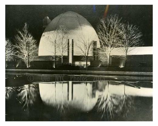 Light Show test at Worlds Fair 1939 - Flushing - Queens - NYC