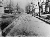 Linden Avenue (Boulevard) east from Albany Avenue, 1924