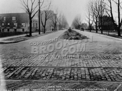 Linden Avenue (Boulevard), west from Utica Avenue, January 21, 1924