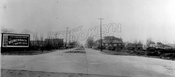 Linden Boulevard looking west at Kings Highway, 1924