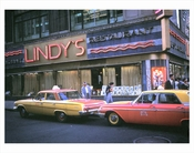 Lindy's Restaurant 1970's