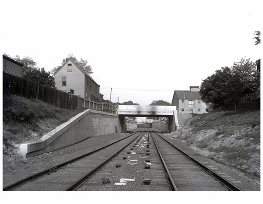 LIRR Station - between Union & Main street 1918