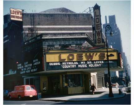 Loews Cinema