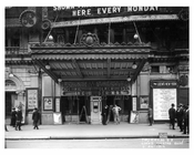 Loews Theater on Broadway - Midtown Manhattan 1915