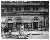 Loews Theater on Broadway  - Theater District - Midtown Manhattan 1915