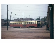 Long Brown Trolley