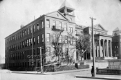 Long Island College Hospital, Henry and Pacific Streets, c.1900