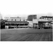 Looking north east from boardwalk near W. 16th Street 1922