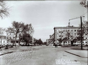 Looking north on New York Avenue at Eastern Parkway, 1915
